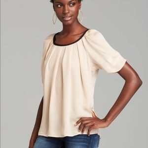 "Joie ""Eleanor B"" Silk Blouse - XS"